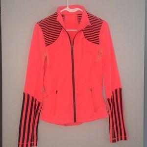 Lululemon zip warm up jacket